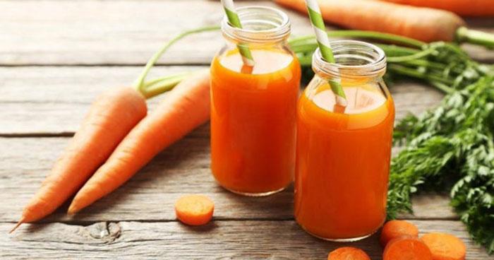Mắt yếu nên bổ sung gì? Cà rốt
