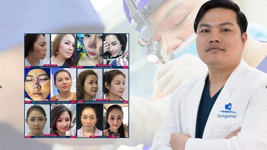 Bác sĩ Phùng Mạnh Cường